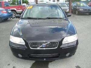2005 Volvo S60 2.5L...INSPECTED...REDUCED