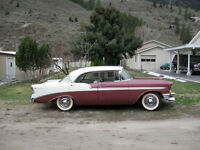 1956 Chevy Bel Air, All Original