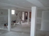QUALITY DRYWALL SERVICES-BOARDING/TAPING/FINISHING