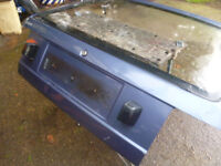 NISSAN MICRA 1985/6 TAILGATE COMPLETE WITH GLASS