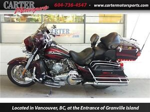 2013 Harley Davidson CVO Electra Glide Ultra Classic w/ABS