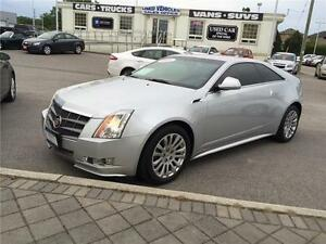 2011 Cadillac CTS Coupe Base   - Certified - $166.58 B/W