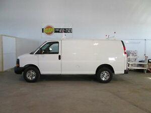 2012 Chevrolet Express 2500 Standard Rear-wheel Drive Cargo Van