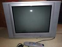 Bush TV 21 inch with remote