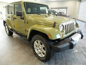 2013  Wrangler Unlimited Sahara *LOW PAYMENTS&RATES AVAILABLE*
