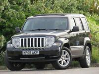 Jeep Cherokee 2.8TD ( 174bhp ) 4X4 Auto Limited