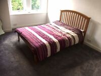 Fantastic double bedroom for rent in Moortown/Shadwell (bills and cleaning included)