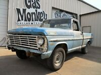Looking for 67-72 F100/F250 project
