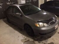 2005 Toyota Corolla for only 1900$