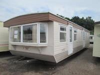 Static Caravan Mobile home Atlas Redwood 37x12x3 bed SC4899