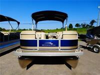 Bennington Pontoon Boat - 21 SL with a 70 HP Yamaha