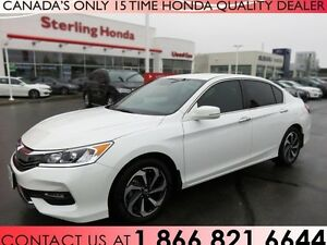 2017 Honda Accord SE   1 OWNER   NO ACCIDENTS   LOW KM'S