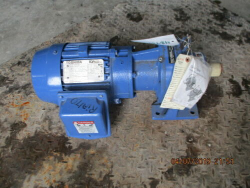 SUMITOMO DRIVE WITH MOTOR RPM: 1750 RATIO:6  TOSHIBA 2HP MOTOR #48935C NEW