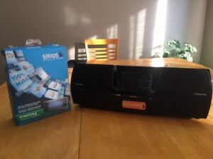 sirius home and auto system