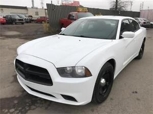 3X 2013 Dodge Charger POLICE PACK  GAR 1 AN FINANCEMENT DISPO