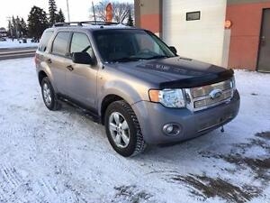 2008 Ford Escape XLT V6 -NO CREDIT CHECKS! GUARANTEED FINANCING!