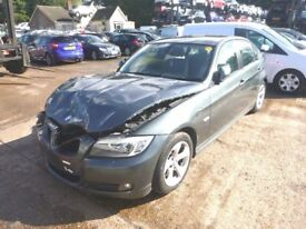 BMW 3 SERIES - OY60EWH - DIRECT FROM INS CO