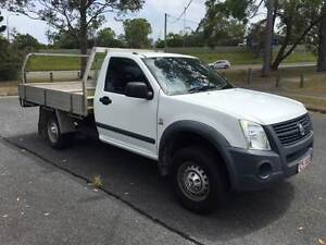 2007 HOLDEN RODEO 3.6i ( 2WD) TRAYBACK UTE MANUAL (186KMS) Rochedale South Brisbane South East Preview