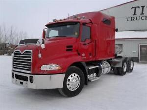2012 Mack CXU613 St# 1096