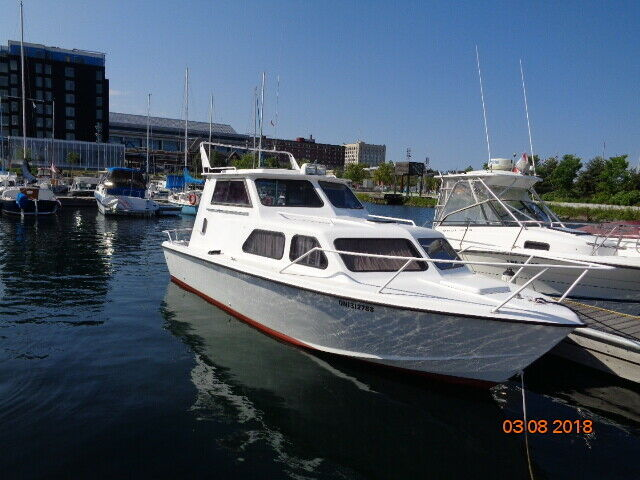Boat Chris Craft with trailer