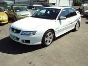 2005 Holden Commodore VZ Lumina White 4 Speed Automatic Sedan Punchbowl Canterbury Area Preview