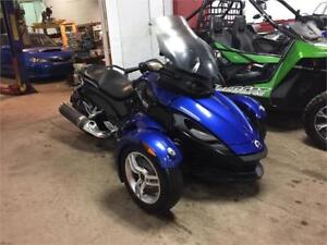 2010 Can-Am Spyder RS s5