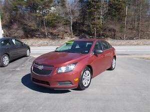 2012 CHEVROLET CRUZE...LOADED!! NO DOWN PAYMENT? NO PROBLEM!!