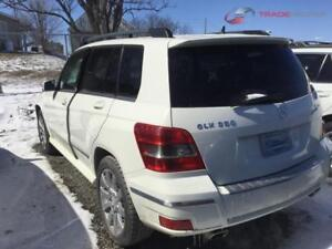 2010 MERCEDES GLK AUTOMATIQUE CLIMATISEE CUIR 4MATIC PROPRE