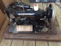 The Harris No9 Sewing Machine