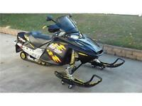 Skidoo mxz... BAD CREDIT FINANCING AVAILABLE !!!!