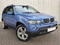 BMW X5 3.0d Sport, Fabulous Example, Comprehensive BMW Service History, Best Colour, 1 Previous Keep
