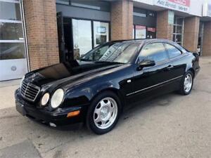 1998 Mercedes-Benz CLK Class Coupe