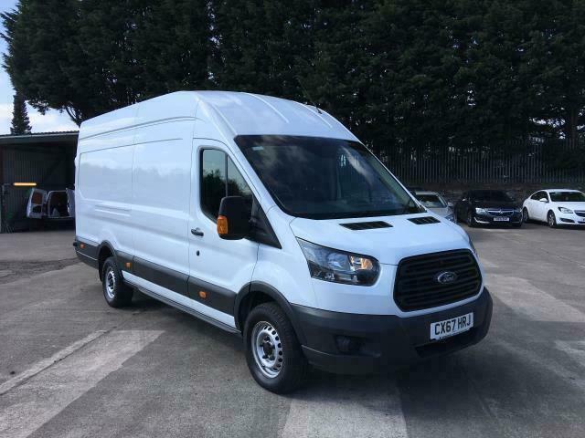 a91614080b Ford Transit 350 L4 H2 VAN 130PS EURO 6 JUMBO DIESEL MANUAL WHITE (2017)