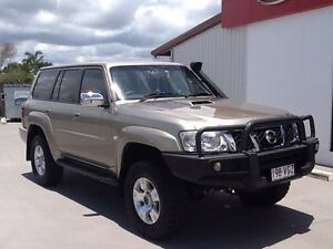 2005 Nissan Patrol ST Gold 4 Speed Automatic Wagon Pialba Fraser Coast Preview