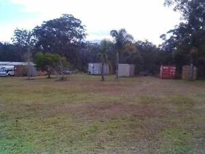 parking space for containers Cooranbong Lake Macquarie Area Preview