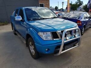 2008 Nissan Navara D40 ST-X (4x4) 6 Speed Manual Dual Cab Pick-up Laidley Lockyer Valley Preview