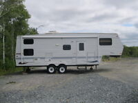 Fifth Wheel Jayco 285 Trailer for Sale(Estate Sale)