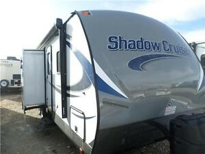 Shadow Cruiser 282 Bunk Model w/ Slide