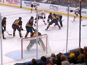 Sabres home games only