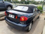 2002 Renault Megane E64 Expression Green 5 Speed Manual Cabriolet Gepps Cross Port Adelaide Area Preview
