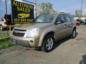 2006 Chevrolet Equinox **CERTIFIED SAFETY & WARRANTY INCLUDED**