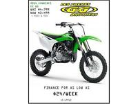 AWESOME DEALS ON KAWASAKI DIRT BIKES ONLY AT G & G BROTHERS LTD