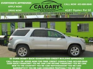 2014 GMC Acadia SLE1 *$99 DOWN EVERYONE APPROVED*