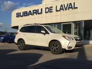 2014 Subaru Forester 2.0 XT Limited Awd ** Cuir et Toit ouvrant