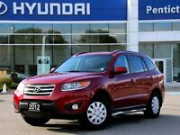 2012 Hyundai Santa Fe GL 3.5 Sport All-wheel Drive