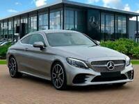 2020 Mercedes-Benz C Class C300D Amg Line Premium 2Dr 9G-Tronic Auto Coupe Diese
