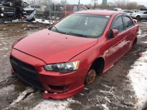 2008 Mitsubishi Lancer just in for parts at Pic N Save!