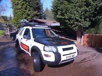 Modified freelander TD4 (05) for sale!