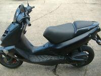 APRILIA SR 50 50cc black 2003