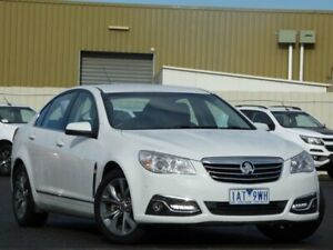 2013 Holden Calais VF MY14 White 6 Speed Sports Automatic Sedan Sunbury Hume Area Preview